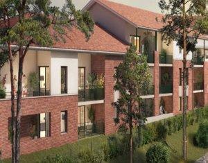 Achat / Vente programme immobilier neuf Castanet-Tolosan au coeur de l'hypercentre (31320) - Réf. 5720