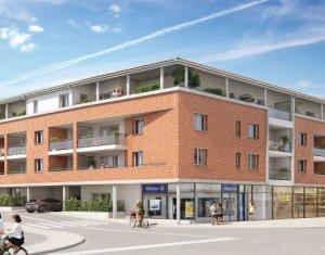 Achat / Vente programme immobilier neuf Castanet-Tolosan centre proche Mairie (31320) - Réf. 5608