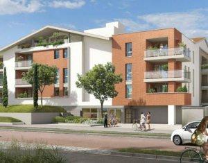 Achat / Vente programme immobilier neuf Castanet-Tolosan proche centre (31320) - Réf. 3702