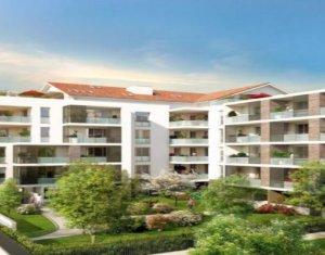 Achat / Vente programme immobilier neuf Castanet-Tolosan proche centre-ville (31320) - Réf. 3125