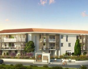 Achat / Vente programme immobilier neuf Castanet Tolosan proche des bassins d'emploi (31320) - Réf. 3318