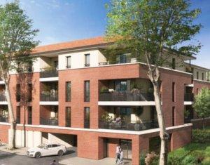 Achat / Vente programme immobilier neuf Castanet-Tolosan proche mairie (31320) - Réf. 3173