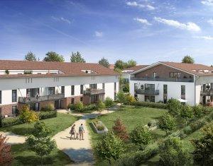 Achat / Vente programme immobilier neuf Castanet-Tolosan quartier Salettes et Manset (31320) - Réf. 3435