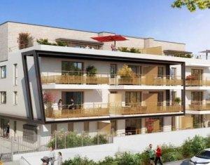 Achat / Vente programme immobilier neuf Colomiers en coeur de ville (31770) - Réf. 4682