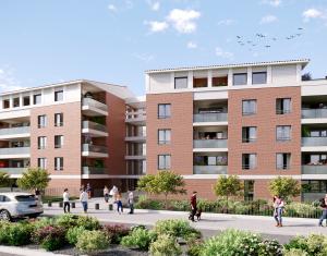 Achat / Vente programme immobilier neuf Colomiers proche cœur de ville (31770) - Réf. 3281