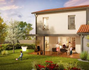 Achat / Vente programme immobilier neuf Cugnaux proche base de sports et de loisirs de la Ramée (31270) - Réf. 3611