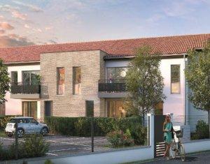 Achat / Vente programme immobilier neuf Frouzins à deux pas des commodités et écoles (31270) - Réf. 4150