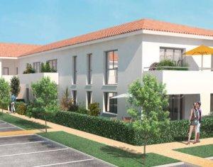 Achat / Vente programme immobilier neuf Frouzins centre-ville (31270) - Réf. 3599