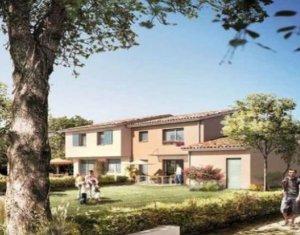 Achat / Vente programme immobilier neuf Frouzins coeur de village (31270) - Réf. 97