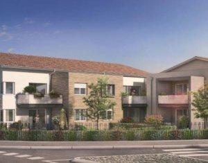 Achat / Vente programme immobilier neuf Frouzins proche lac (31270) - Réf. 3310