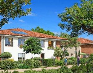 Achat / Vente programme immobilier neuf Gratentour proche centre (31150) - Réf. 3107