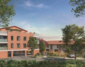 Achat / Vente programme immobilier neuf Labarthe-sur-Lèze au pied du bus 316 (31860) - Réf. 6105