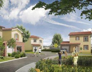 Achat / Vente programme immobilier neuf Labarthe-sur-Lèze centre ville (31860) - Réf. 60