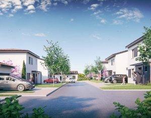 Achat / Vente programme immobilier neuf Labastide-Saint-Sernin centre (31620) - Réf. 4188