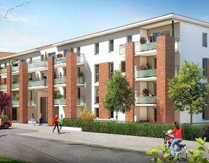 Achat / Vente programme immobilier neuf Mondonville coeur de ville (31700) - Réf. 3108