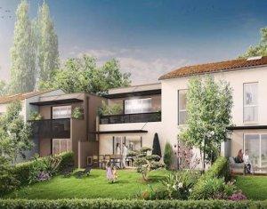 Achat / Vente programme immobilier neuf Montrabé à 10 minutes de la gare (31850) - Réf. 4122