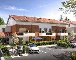 Achat / Vente programme immobilier neuf Roques au sud-Ouest de Toulouse (31120) - Réf. 3434