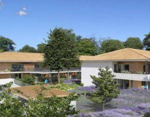Achat / Vente programme immobilier neuf Saint-Jean proche mairie (31240) - Réf. 3815