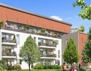 Achat / Vente programme immobilier neuf Saint-Jean proche Toulouse (31240) - Réf. 3256