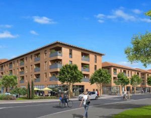 Achat / Vente programme immobilier neuf Saint-Jory proche centre-ville et gare (31790) - Réf. 4786