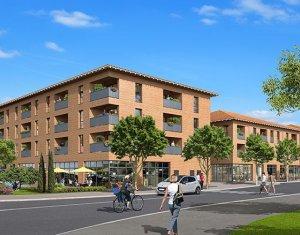 Achat / Vente programme immobilier neuf Saint-Jory proche de Toulouse (31790) - Réf. 3317