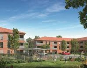 Achat / Vente programme immobilier neuf Saint-Jory proche du centre (31790) - Réf. 3540