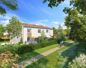 Achat / Vente programme immobilier neuf Saint-Jory proche lac (31790) - Réf. 3113