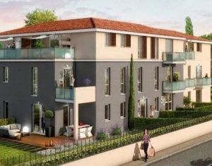 Achat / Vente programme immobilier neuf Saint-Orens-de-Gameville à 8 minutes de la gare (31650) - Réf. 3804