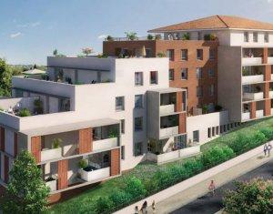 Achat / Vente programme immobilier neuf Saint-Orens-de-Gameville-centre (31650) - Réf. 5473