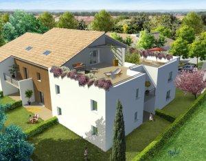 Achat / Vente programme immobilier neuf Saint-Orens-de-Gameville centre (31650) - Réf. 77