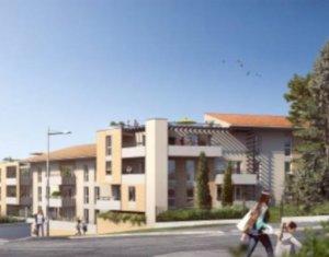 Achat / Vente programme immobilier neuf Saint-Orens-de-Gameville centre-ville (31650) - Réf. 3768