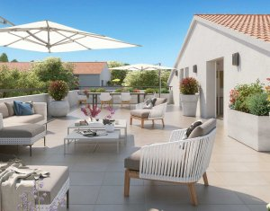 Achat / Vente programme immobilier neuf Saint-Orens-de-Gameville cœur de ville (31650) - Réf. 3115