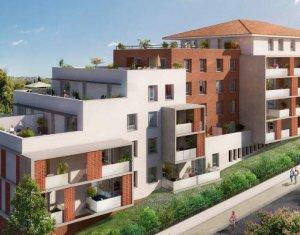Achat / Vente programme immobilier neuf Saint-Orens-de-Gameville proche centre (31650) - Réf. 5334
