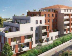 Achat / Vente programme immobilier neuf Saint-Orens-de-Gameville proche transports (31650) - Réf. 3534