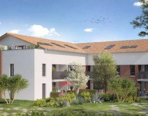 Achat / Vente programme immobilier neuf Saint-Orens-de-Gameville quartier de la Marqueille (31650) - Réf. 3707