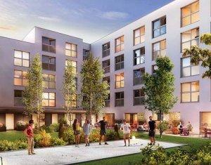 Achat / Vente programme immobilier neuf Toulouse à 2 minutes du métro (31000) - Réf. 4152