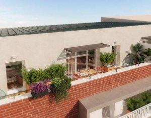 Achat / Vente programme immobilier neuf Toulouse au cœur du quartier de la Barrière de Paris (31000) - Réf. 5924