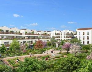 Achat / Vente programme immobilier neuf Toulouse en face à la place Centrale (31150) - Réf. 3360