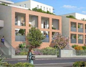 Achat / Vente programme immobilier neuf Toulouse face à la Garonne (31000) - Réf. 4918