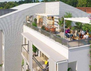 Achat / Vente programme immobilier neuf Toulouse proche bus et commerces (31000) - Réf. 4842