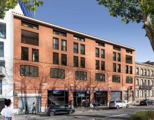 Achat / Vente programme immobilier neuf Toulouse proche du Canal du Midi (31000) - Réf. 6300