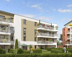 Achat / Vente programme immobilier neuf Toulouse quartier Fontaine-Lestang (31000) - Réf. 3706