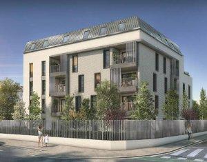 Achat / Vente programme immobilier neuf Toulouse quartier Rangueil (31000) - Réf. 3668