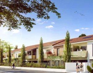 Achat / Vente programme immobilier neuf Toulouse quartier Saint-Simon proche transports (31000) - Réf. 3766