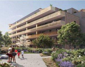 Achat / Vente programme immobilier neuf Toulouse secteur Saint-Martin (31000) - Réf. 3998