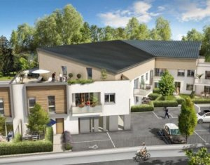 Achat / Vente programme immobilier neuf Tournefeuille (31170) - Réf. 498