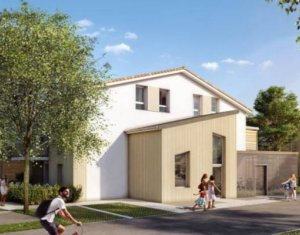 Achat / Vente programme immobilier neuf Tournefeuille proche Base de Loisirs de La Ramée (31170) - Réf. 3713