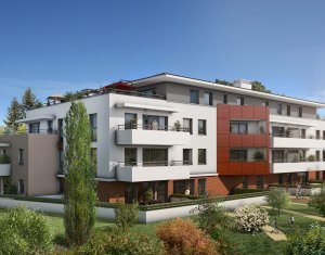 Achat / Vente programme immobilier neuf Union proche Toulouse (31240) - Réf. 597