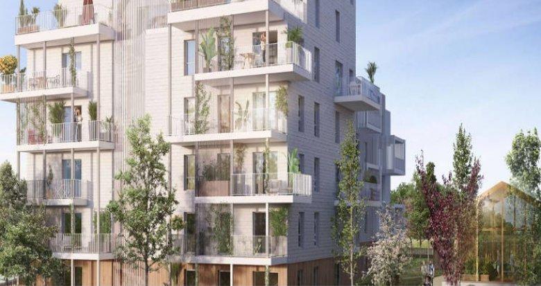 Achat / Vente programme immobilier neuf ARBORESENS (31000) - Réf. 5147