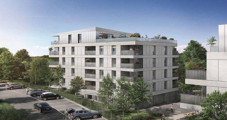 Achat / Vente programme immobilier neuf Au coeur d'un quartier à l'esprit village (31000) - Réf. 5246